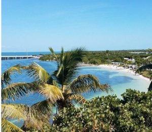 Lower Keys beach
