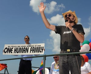 One Human Family rally Key West