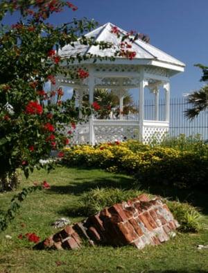 Key West Garden Club fort West Martello