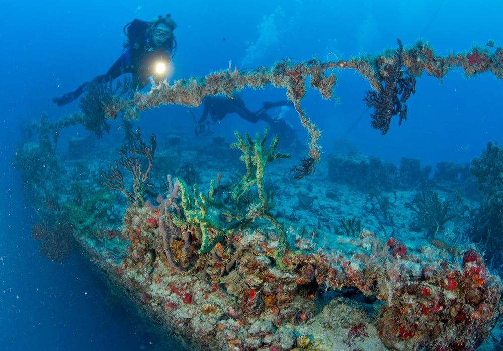 Spotlight Shines on Key Largo Shipwreck Anniversaries