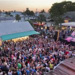 Crowd at Key West Songwriters Fest