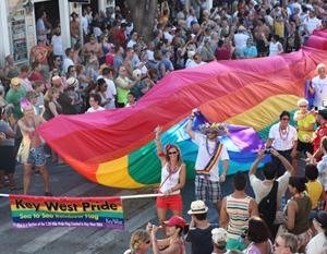 Key West Pride Parade