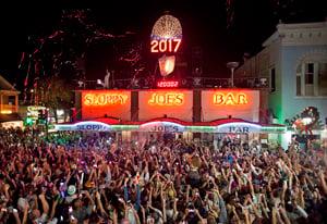 Sloppy Joe's New Year's Eve