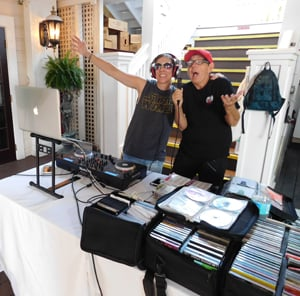 Tea Dance DJs Key West