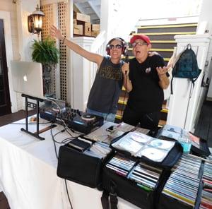 Tea Dance DJs Key West