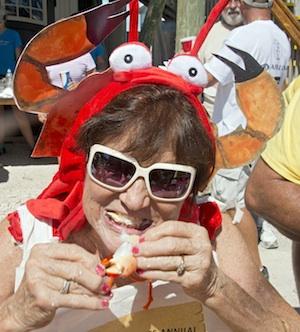 Stone Crab Eating Contest