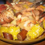 Florida Keys lobster boil