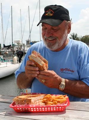 Lobster Reuben Marathon
