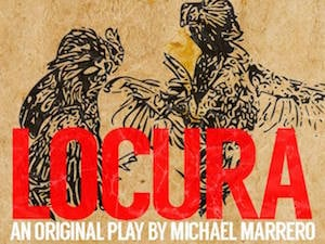 Locura Key West play poster