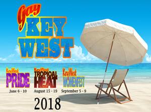 Key West LGBT events