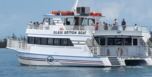 Glass Bottom Boat off Key West