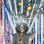 Headdress Ball winner 2015 Key West