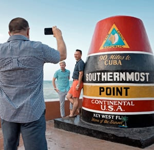 Key West Southernmmost Point