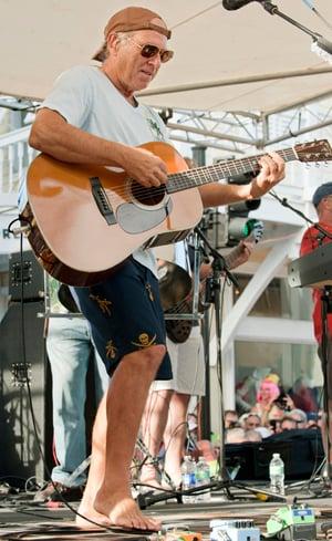 barefoot Jimmy Buffett Key West