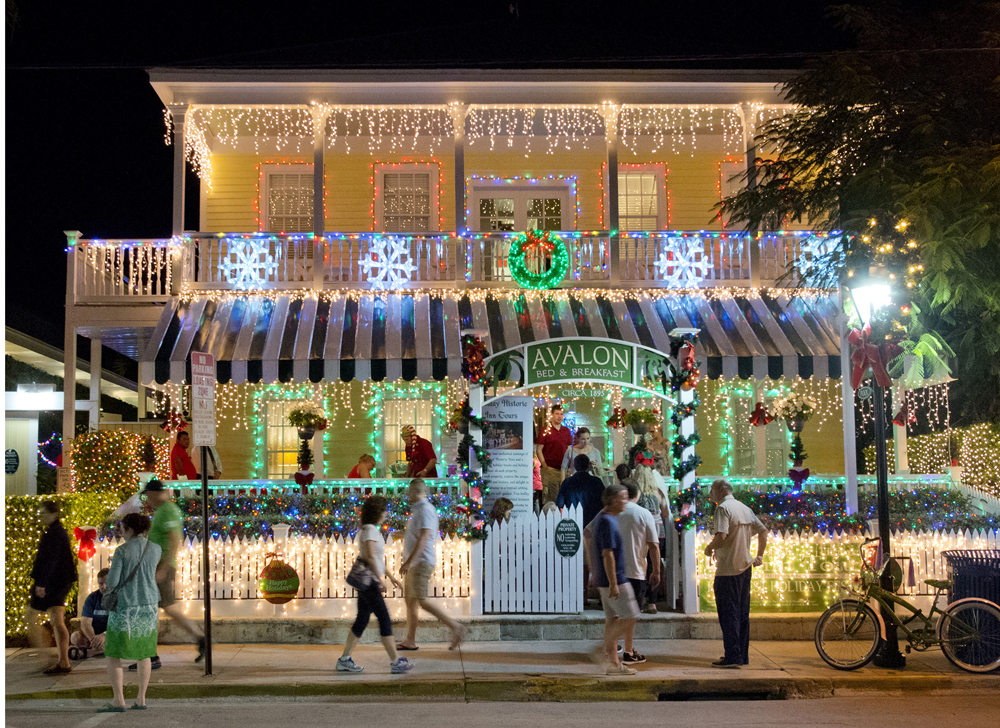 Holiday Lighted Inn Key West
