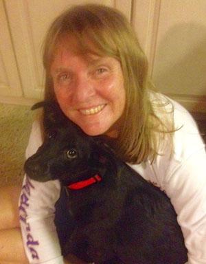 Dianne Harbaugh dog Islamorada