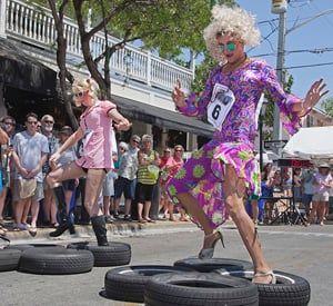 Key West drag race