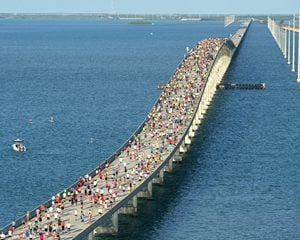 Seven Mile Bridge Run Florida Keys