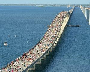 Seven Mile Bridge Run Florida Keys