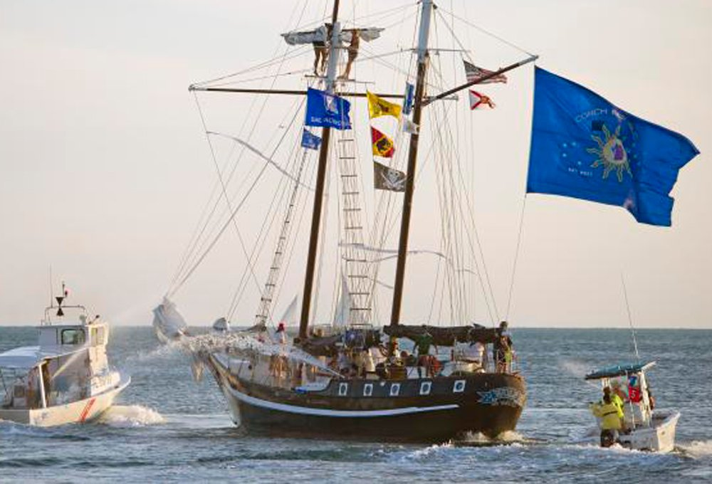 Conch Republic sea battle Florida Keys