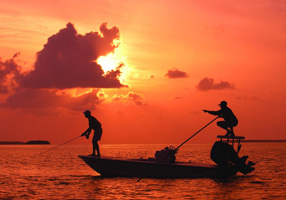 Islamorada bonefishing