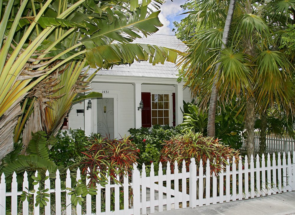 Tennessee Williams Key West home