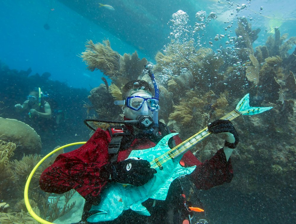 Lower Keys Underwater Music Festival