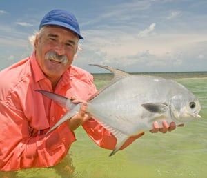 Lower Keys permit fishing