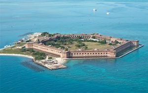 Fort Jefferson Dry Tortugas National Park