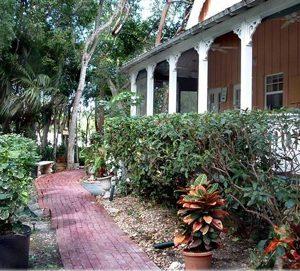Key Largo Conch House restaurant