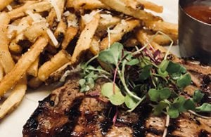 Michael's Restaurant Key West steak