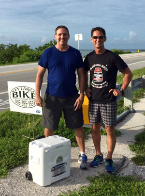 Key Largo Bike and Adventure Tour owners