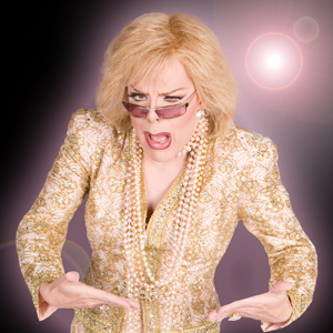 Christopher Peterson as Joan Rivers