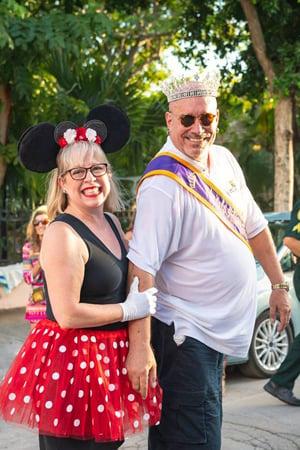 Key West couple