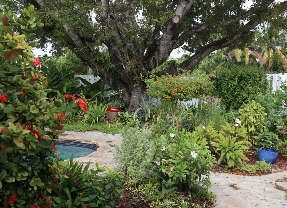 Key West Garden Club garden tour