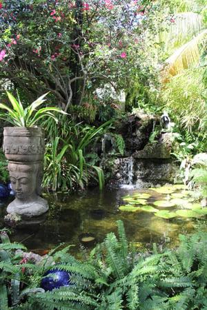 Marathon Garden Club garden
