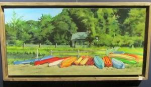 Art Guild of the Purple Isles Best in Show Islamorada