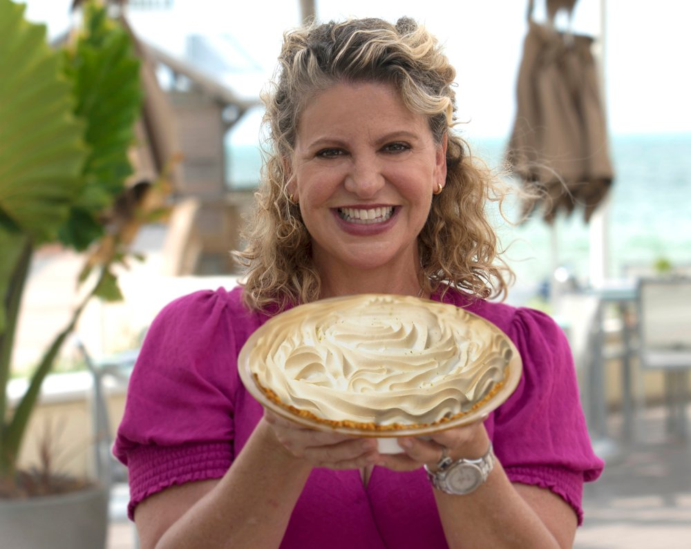 Chef Michelle Bernstein, Taste the Florida Keys PBS