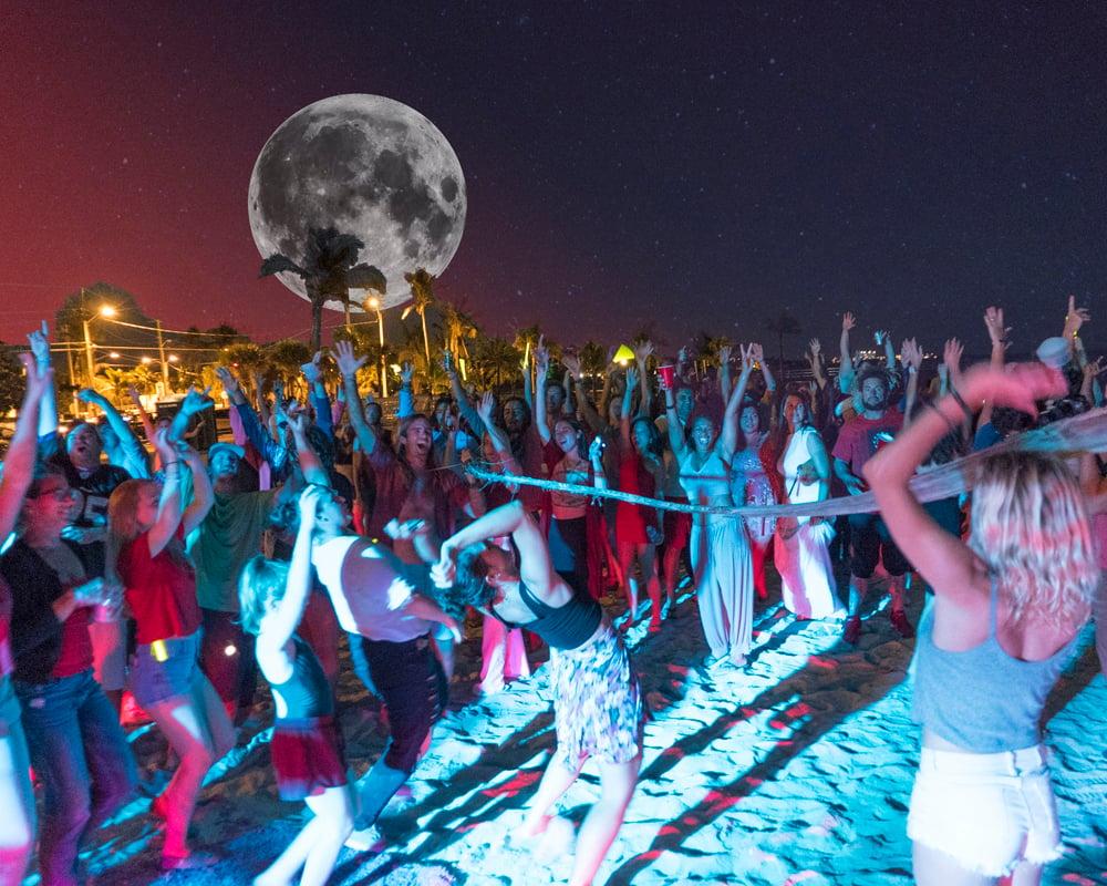 Full Moon Experience Key West