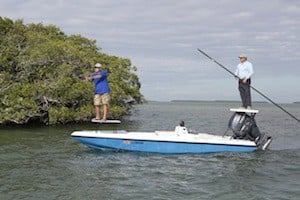 Fishing in Everglades National Park