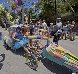 Papio Parade Key West
