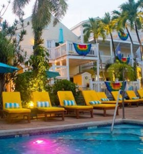 Equator Resort pool Key West
