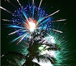 Fireworks Florida Keys