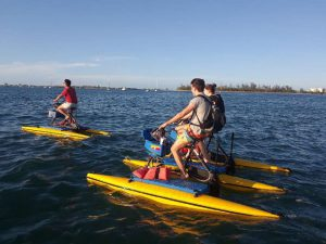 Florida Keys hydrobikes