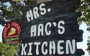 Mr. Mac's Kitchen Key Largo restaurant