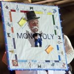 Monopoly Headdress Ball Key West