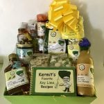 Kermit's Key West Key lime gift basket