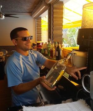 Key West Bartender Equator Resort