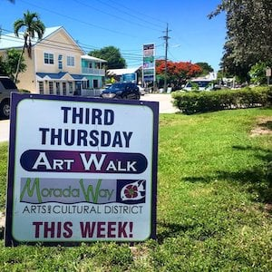 Morada Way Art Walk Islamorada