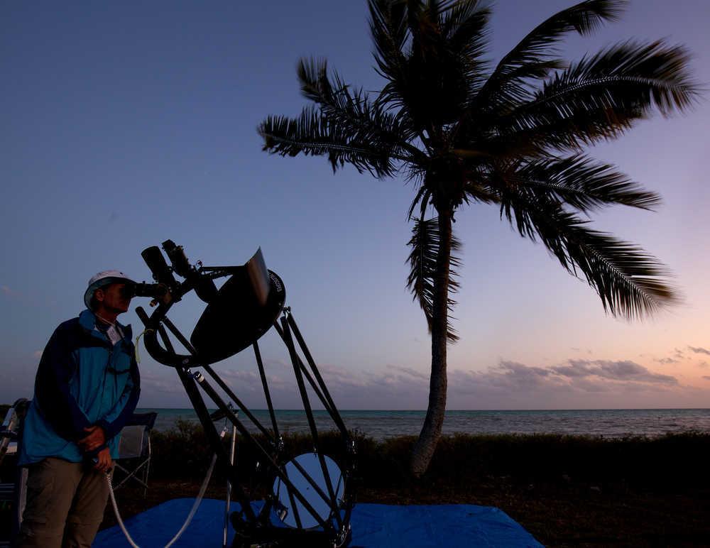 Florida Keys stargazers